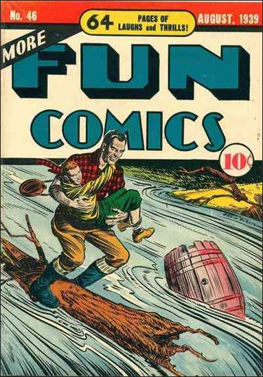More Fun Comics 46-A by DC