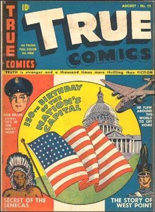 True Comics 15-A