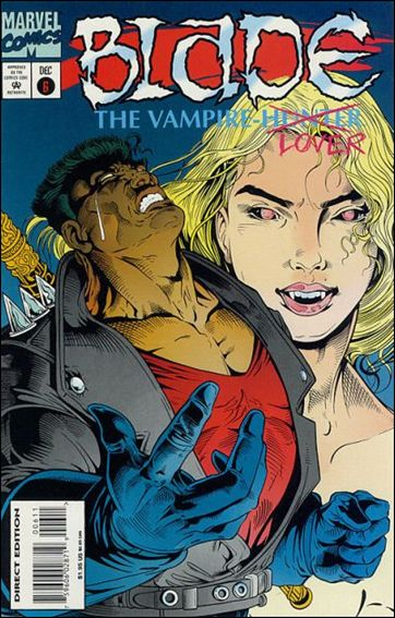 Blade: The Vampire-Hunter 6-A by Marvel