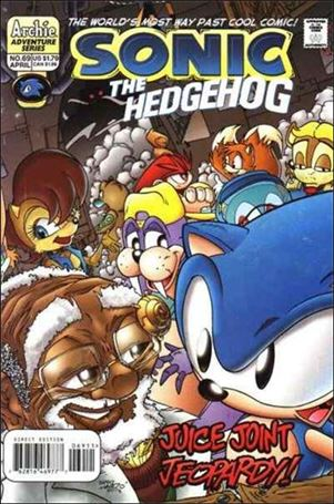 Sonic the Hedgehog (1993) 69-A