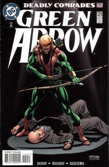 Green Arrow (1988) 129-A by DC