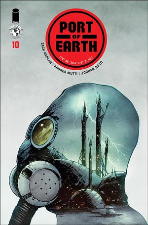 Port of Earth 10-A