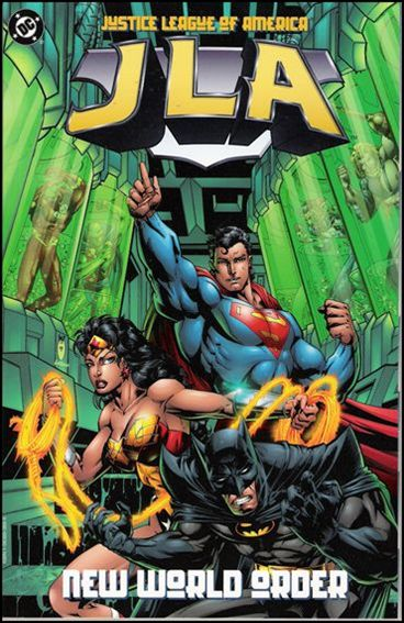 JLA 1-B by DC