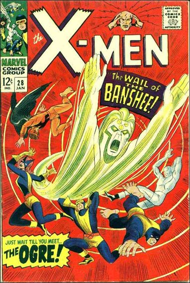 X-Men (1963) 28-A by Marvel