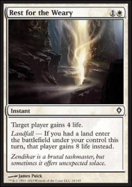 Magic the Gathering: Worldwake (Base Set)18-A by Wizards of the Coast