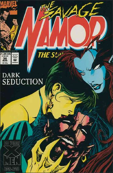 Namor: The Sub-Mariner 36-A by Marvel