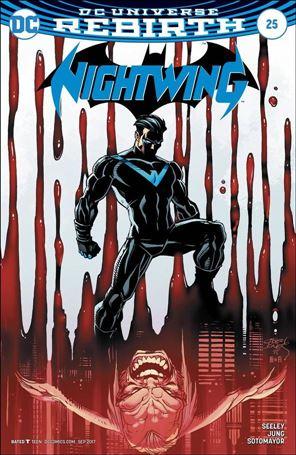 Nightwing (2016) 25-B