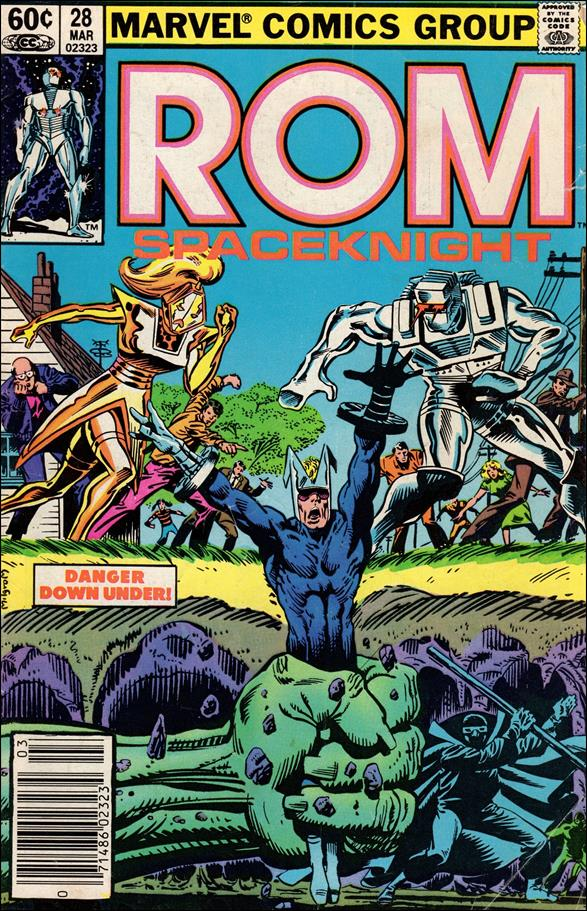 ROM (1979) 28-A by Marvel