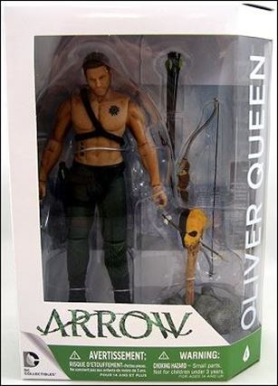 DC Comics: Arrow The TV Series Oliver Queen