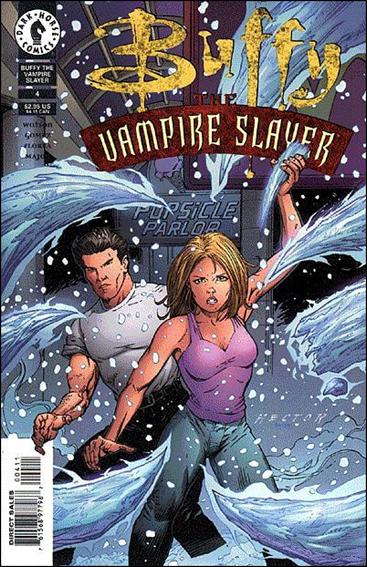 Buffy the Vampire Slayer 4-A by Dark Horse