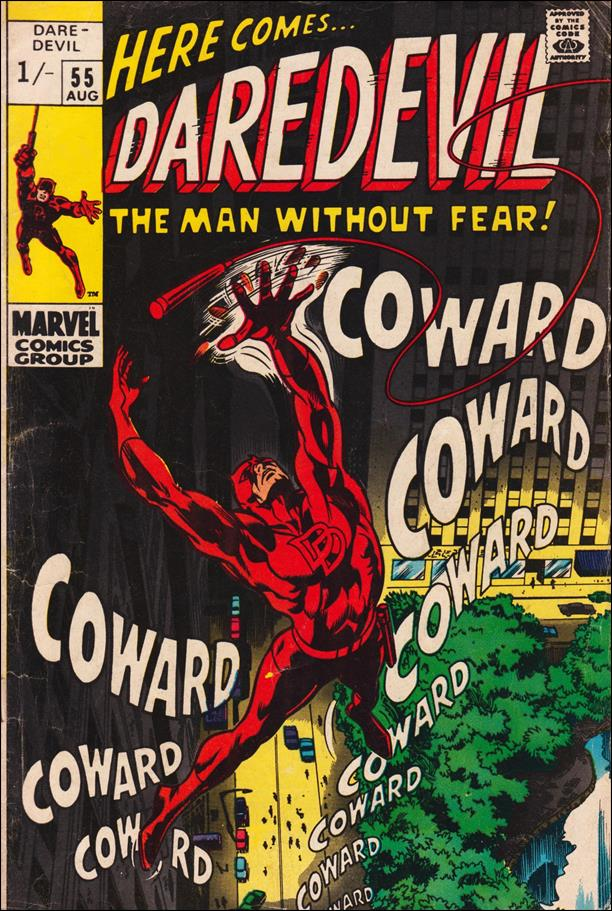 Daredevil (1964) 55-B by Marvel