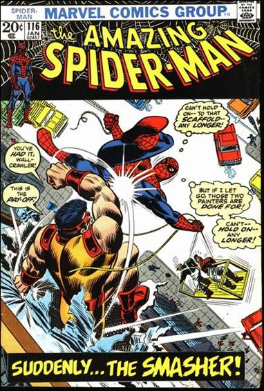 Amazing Spider-Man (1963) 116-A by Marvel