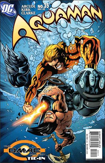 Aquaman (2003) 35-A by DC