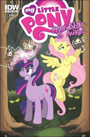 My Little Pony: Friendship is Magic 2-B by IDW
