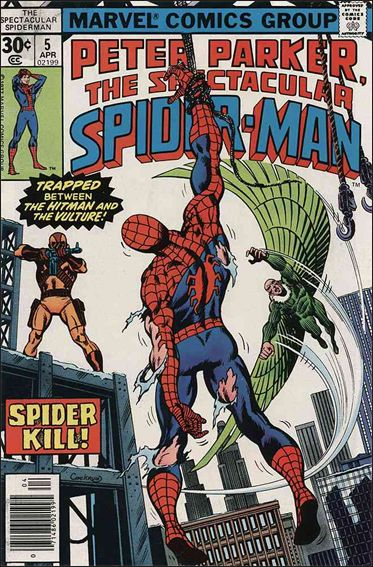 Spectacular Spider-Man (1976) 5-A by Marvel