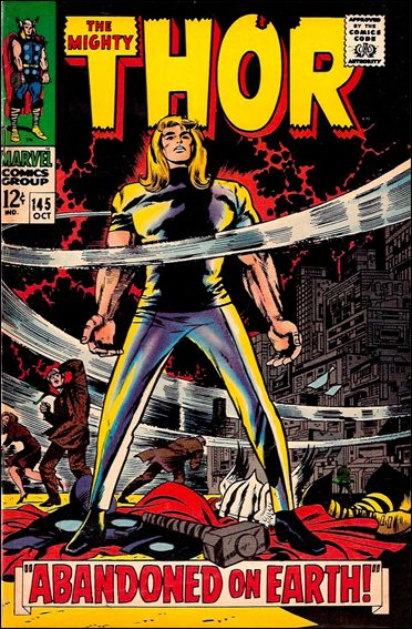 Thor (1966) 145-A by Marvel