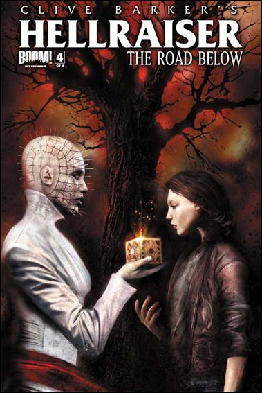 Clive Barker's Hellraiser The Road Below 4-B by Boom! Studios