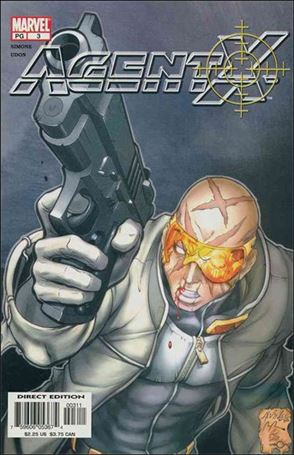 Agent X 3-A