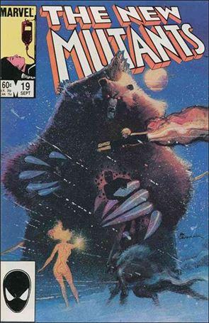 New Mutants (1983) 19-A