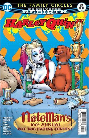 Harley Quinn (2016) 24-A
