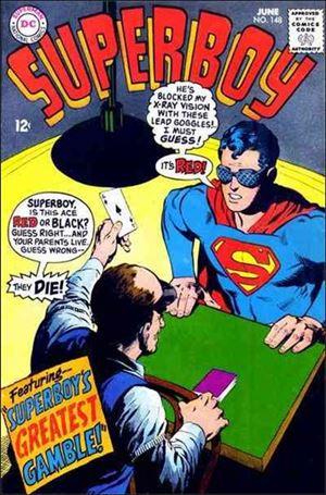 Superboy (1949) 148-A