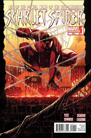 Scarlet Spider (2012) 12.1-A by Marvel