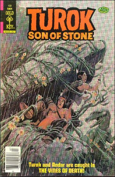 Turok, Son of Stone (1956) 122-A by Gold Key
