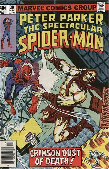 Spectacular Spider-Man (1976) 30-A by Marvel