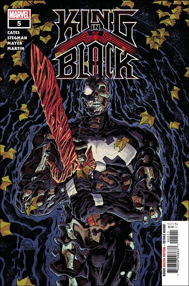 King in Black 5-A by Marvel