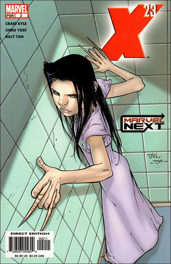 X-23 (2005) 2-A by Marvel