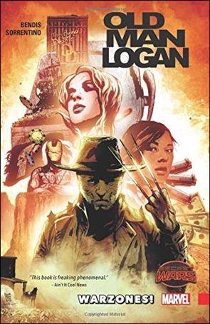 Old Man Logan 0-A