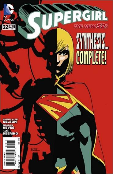 Supergirl (2011) 22-A by DC
