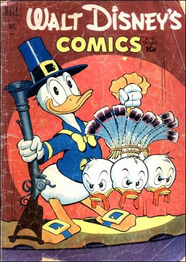 Walt Disney's Comics and Stories (1940) 135-A by Dell