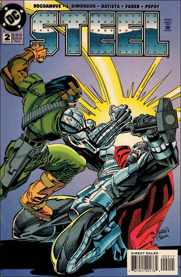 Steel (1994) 2-A by DC