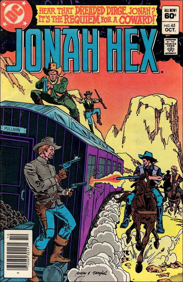 Jonah Hex (1977) 65-A by DC