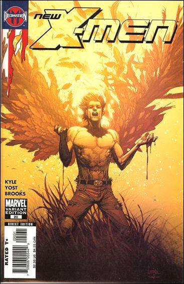 New X-Men (2006) 20-C by Marvel