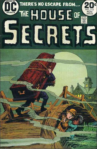 House of Secrets (1956) 113-A by DC