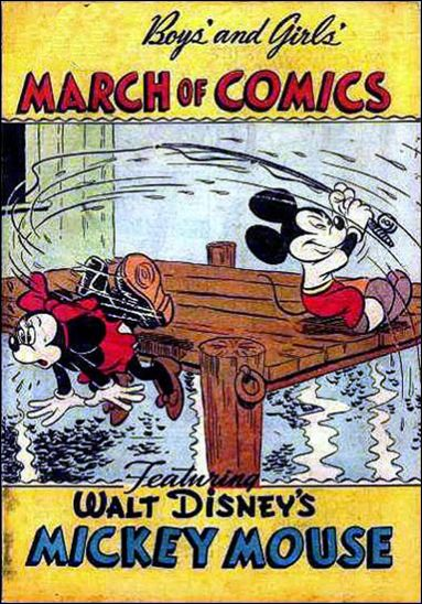 March of Comics  60-A by Western Publishing Co.
