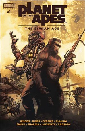 Planet of the Apes: The Simian Age 1-A