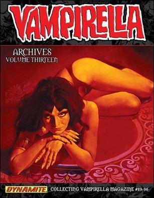 Vampirella Archives 13-A