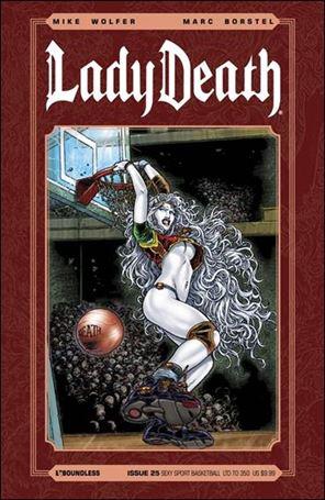 Lady Death (2010) 25-HA