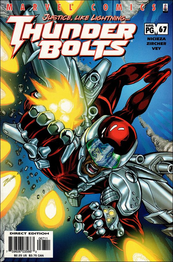 Thunderbolts (1997) 67-A by Marvel