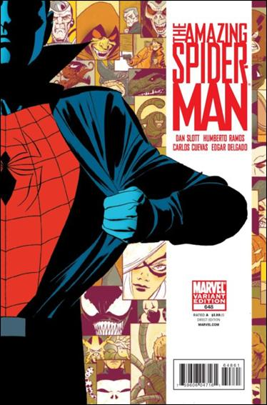 Amazing Spider-Man (1963) 648-C by Marvel