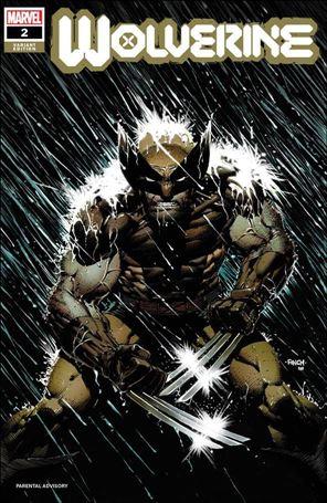 Wolverine (2020) 2-D