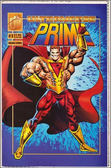 Prime (1993) 1-E by Malibu