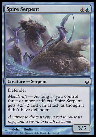 Magic the Gathering: Mirrodin Besieged (Base Set)32-A by Wizards of the Coast