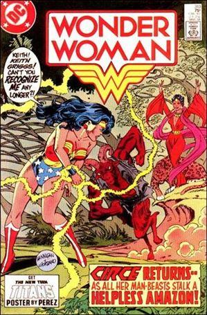 Wonder Woman 313 A Mar 1984 Comic Book By Dc