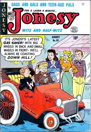 Jonesy (1953) No. 85-A