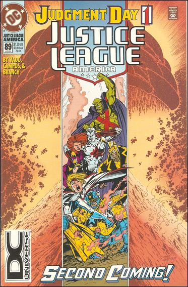 Justice League America 89-B by DC