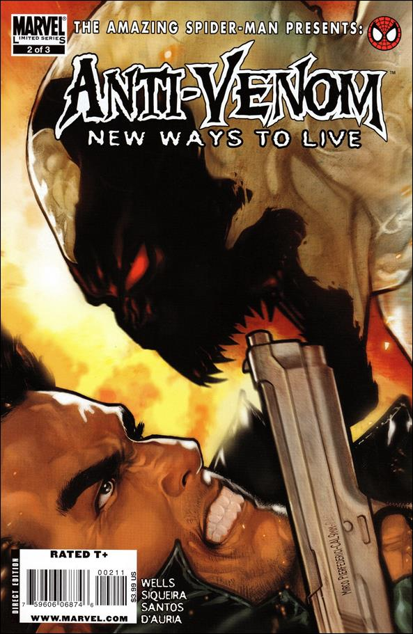 Amazing Spider-Man Presents: Anti-Venom - New Ways to Live 2-A by Marvel